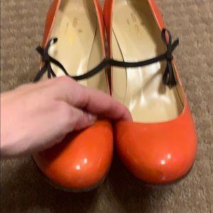 Kate spare heels. 8 1/2